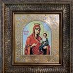 Икона Божья Матерь Иверская