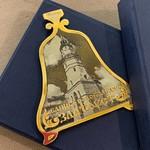 """Магнит сувенирный """"Башня колокольня"""""""